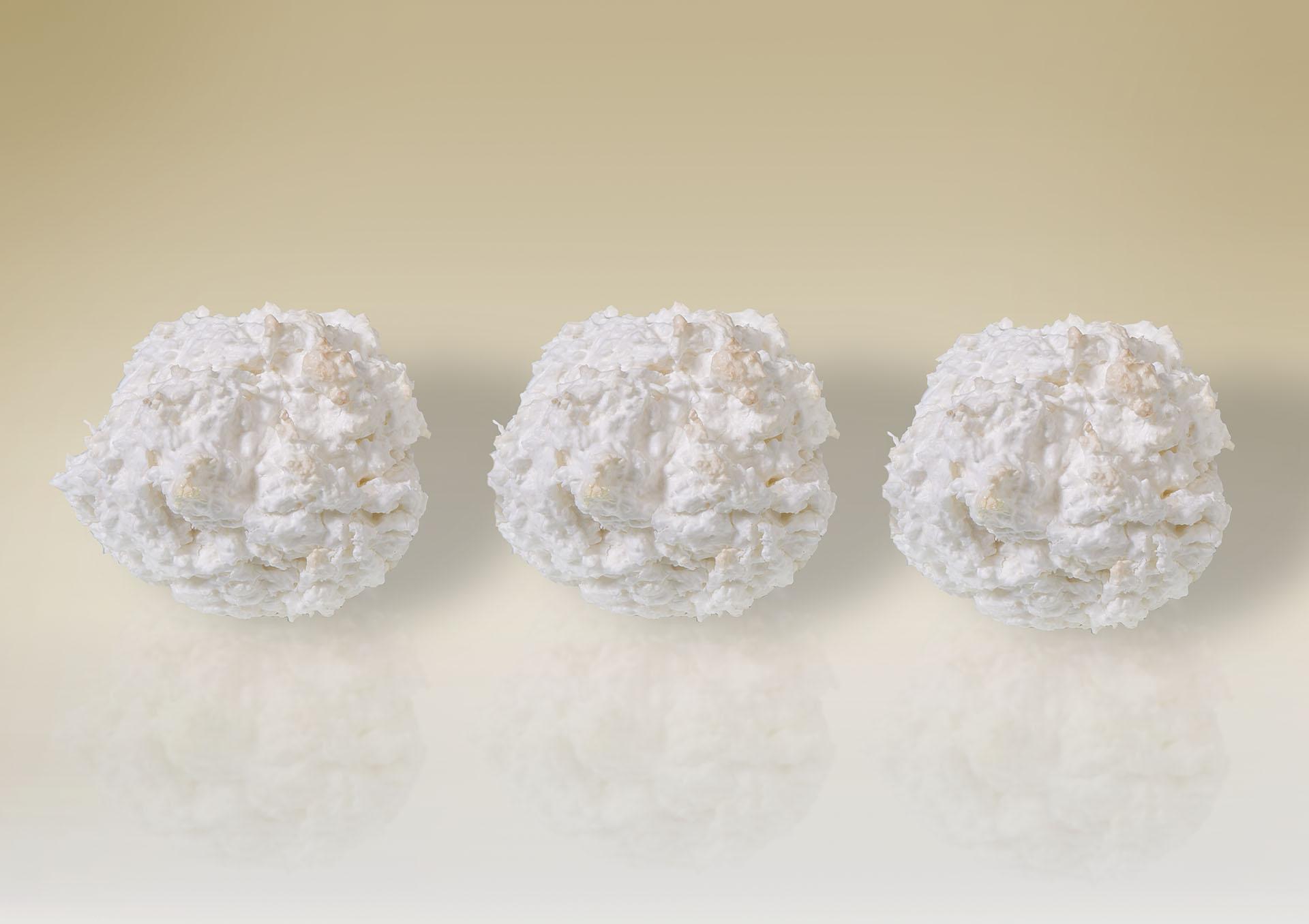 Sultanas de coco